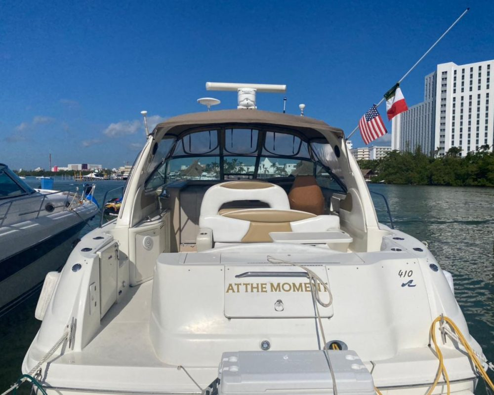 "Yate SeaRay 41ft ""At The Moment"""