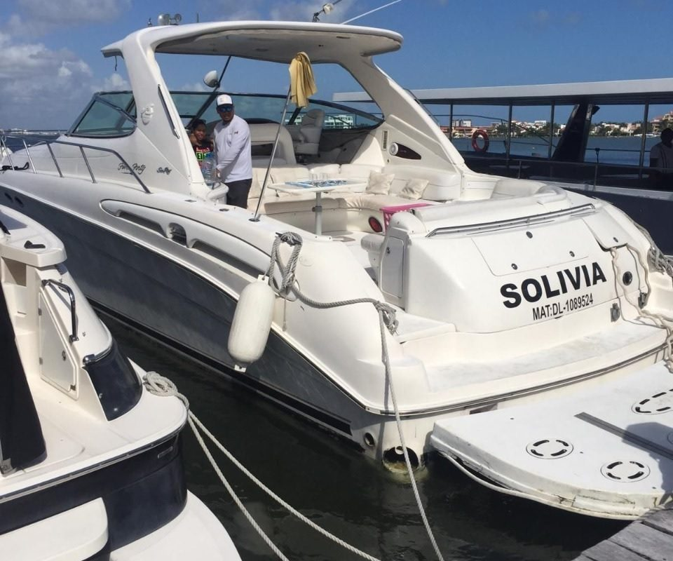 Yate SOLIVIA 54 ft