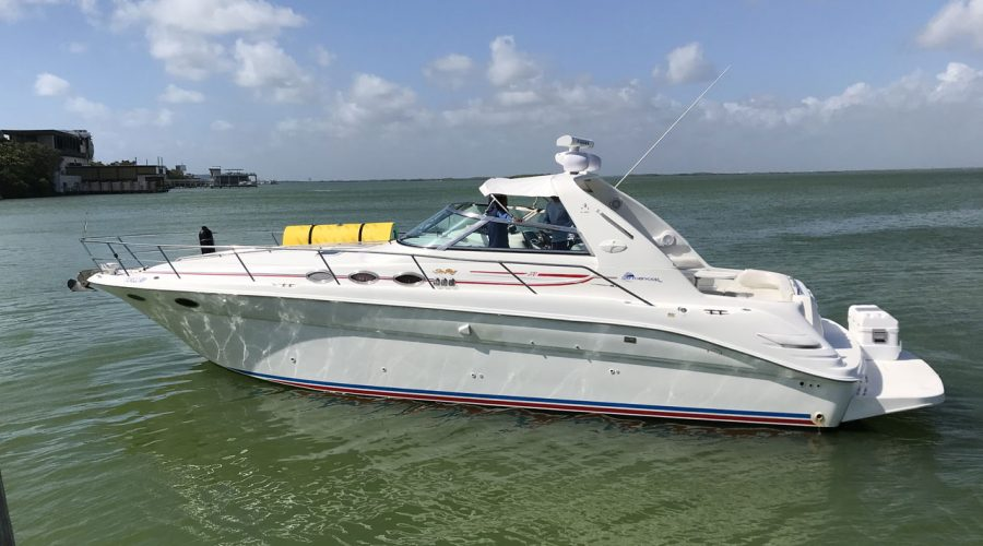 Yate Sea Ray 37 ft Sundancer 375