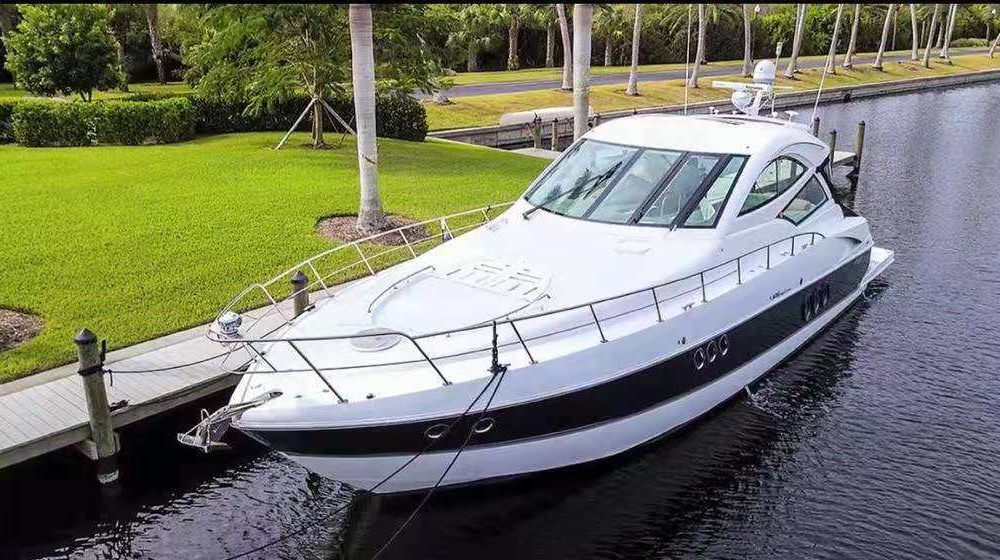 Yate Knotty Boy 55 Pies   Crusiers Yatchs Cupe Sport Line